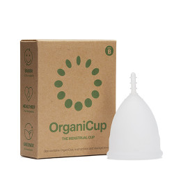 OrganiCup Menstruationskop (Model B)