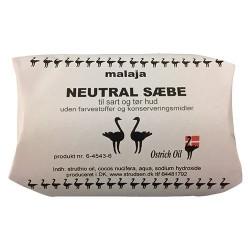 Ostrich Oil Badesæbe Neutral (80 gr)