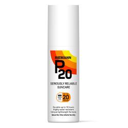 P20 Solbeskyttelse Spf 20 (100 ml)