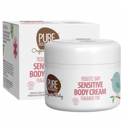 Pure Beginnings Baby sensitive cream wash fragrance free