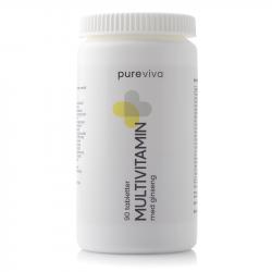 Pureviva Multivitamin (90 kap)