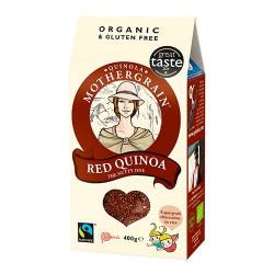 Quinola Rød Quinoa (400 g)