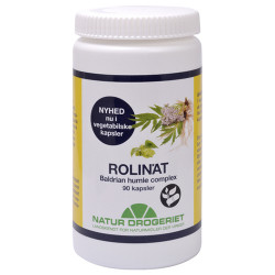 Natur Drogeriet Rolin*at (90 kapsler)