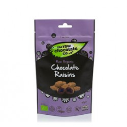 Organic Raw Chocolate Raisins Ø (100 gr)