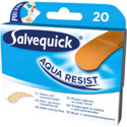 Salvequick Aqua Resist (20 stk)