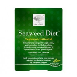 Seaweed Diet fra New Nordic - 90 tabletter