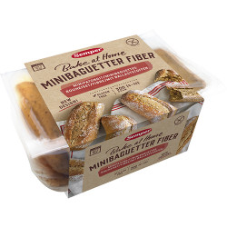 Semper Baguette Mini Glutenfri (300 gr)