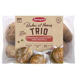 Semper Brød Trio Glutenfri (300 gr)