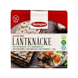 Semper Knækbrød Land Glutenfri (230 gr)