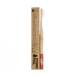 Organic Beauty Supply Bambus Tandbørste Rød