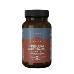 Prenatal multivitamin complex Terra Nova - 50 kap