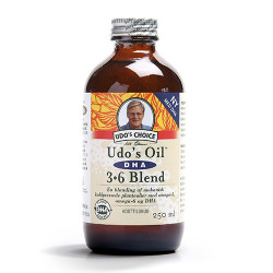Udo's Choice® DHA/EPA Oil Blend (250 ml)