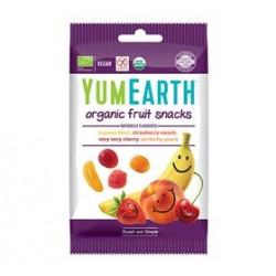 Vingummi Frugtsmag Ø Yum Earth