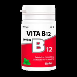 Vitabalans Vita B12 (100 tabs)