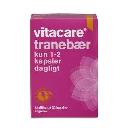 VitaCare Tranebær Stærk 250 mg (30 kapsler)