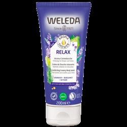 Weleda Lavender Creamy Body Wash (200 ml)