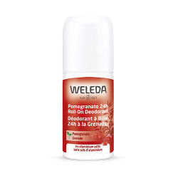 Pomegranate Deodorant roll-on Weleda - 50 ml.