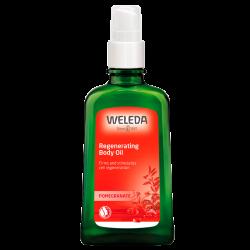 Weleda Pomegranate Regenerating Body Oil (100 ml)