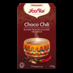 Yogi Tea Choco Chili Ø (17 breve)