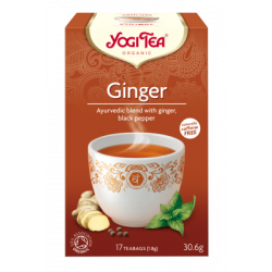 Yogi Tea Ginger Ø (17 breve)