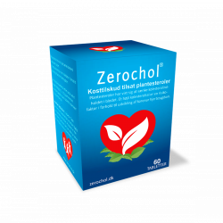 Zerochol (60 tabletter)