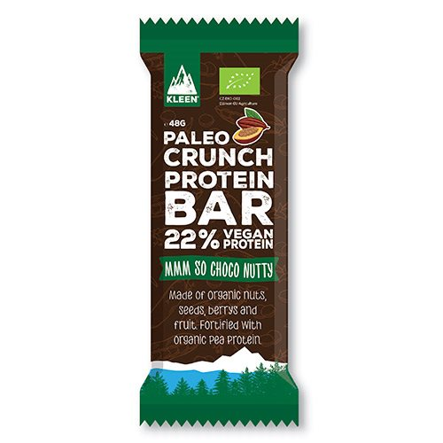 Image of   Kleen Proteinbar Paleo Chrunch Choco Nutty Ø (48 g)