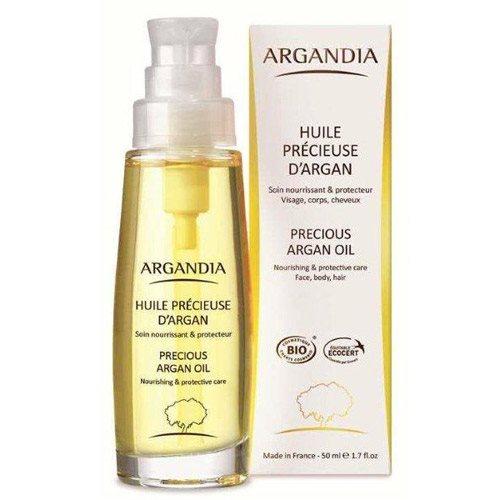 Image of   ARGANDIA Organic Pure Precious Argan oil - 50 ml.