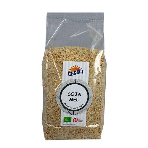 Sojamel fra Rømer Økologisk - 250 gram