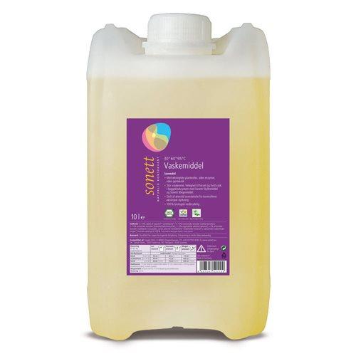 Image of   Sonett Vaskemiddel flydende lavendel - 10 liter