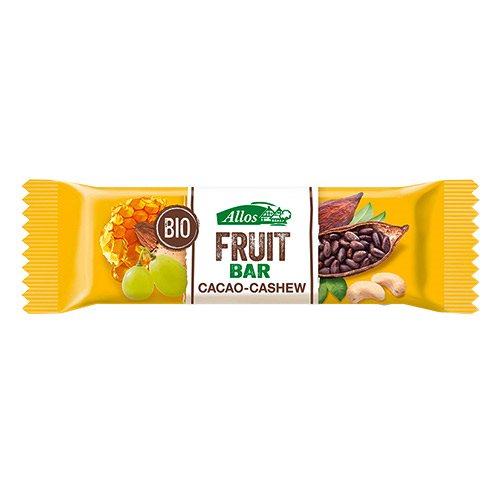 Frugtbar Kakao & Cashew ?kologisk Allos - 30 gram