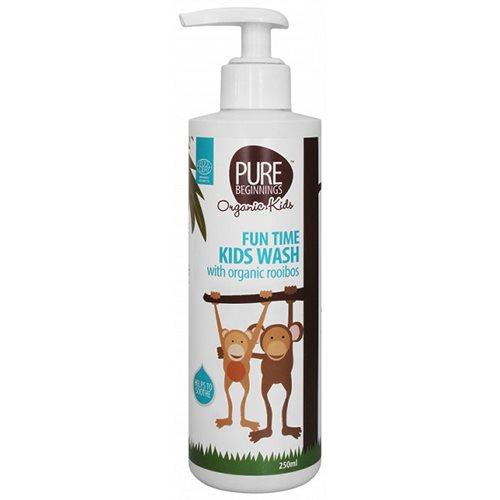 Funtime kids wash Pure Beginnings - 75 ml.