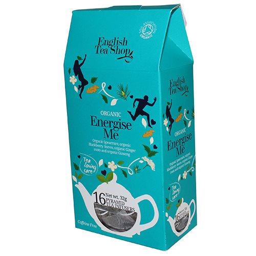 Loving care tea Energise Me ETS  Ø - 16 breve