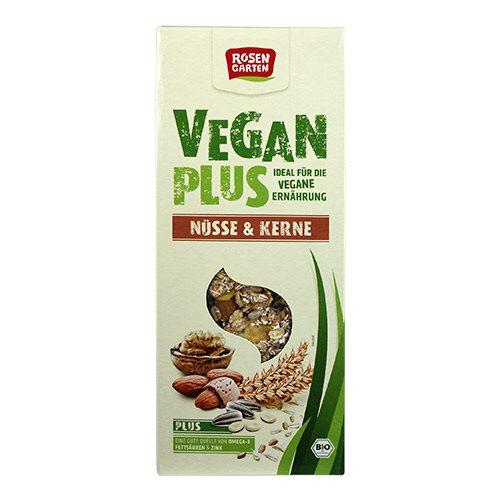Image of   Mysli med nødder og kerner Økologisk - 375 gram