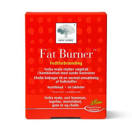 Billede af New Nordic Fat Burner (60 kap)