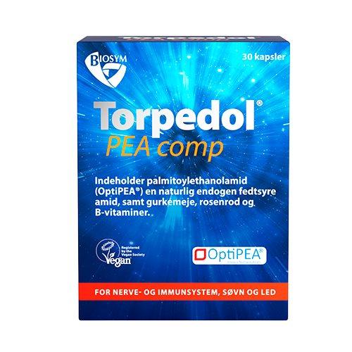 Image of   Biosym Torpedol PEA comp. (30 kap)