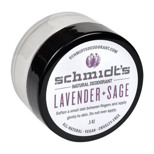Schmidts Deodorantcreme Lavender Sage - 14 gr
