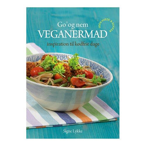 Go og nem veganermad - Bog af Signe Lykke