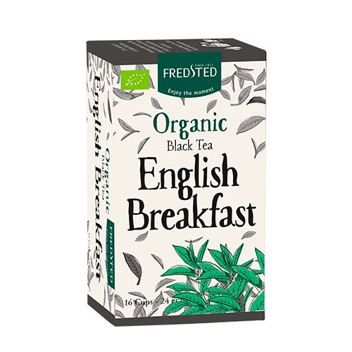 Image of   Fredsted The English breakfast Tea Ø (24 g)
