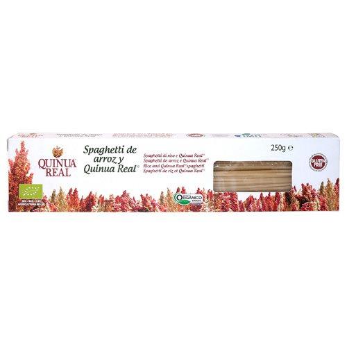 Image of   Quinoa spaghetti økologisk - 250 gram