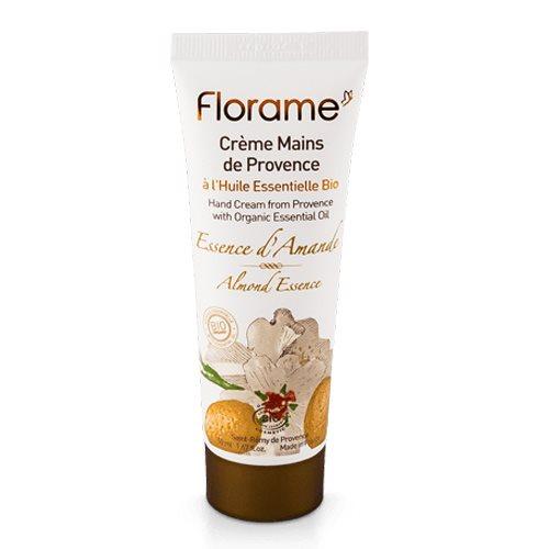 Florame håndcreme Almond Essence - 50 ml.