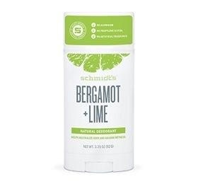 Schmidts Deodorant stick Bergamot & Lime - 92 gr