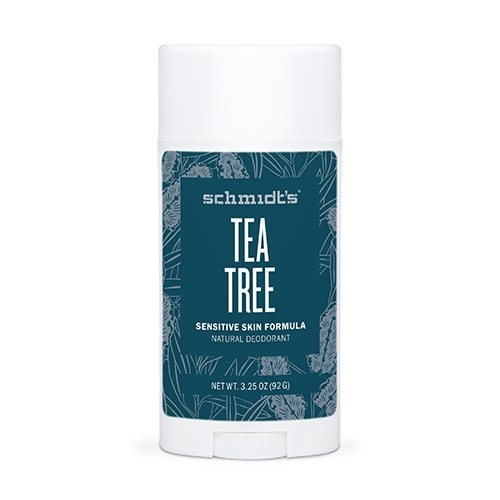 Schmidts Deodorant stick Tea Tree - 92 gr