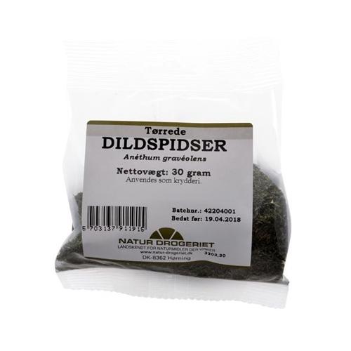 Image of   Dildspidser fra Natur Drogeriet - 30 gram