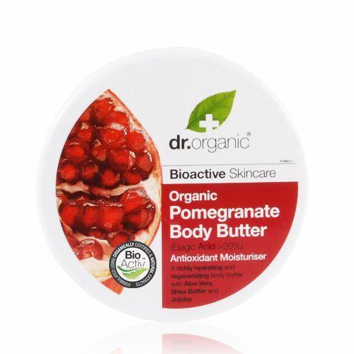 Dr. Organic Body Butter Pomegranate - 200 ml