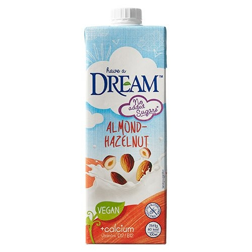 Image of   Rice dream mandel og hasselnød - 1 liter