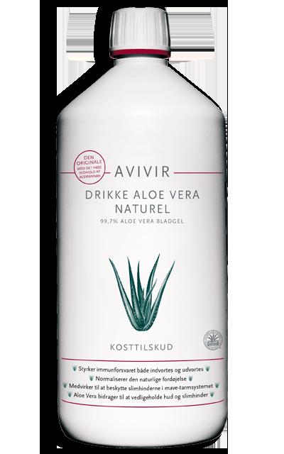 Avivir aloe vera Drik - 1 liter
