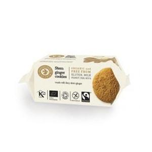 Image of Ginger Cookies fra Doves Økologiske - 150 gram