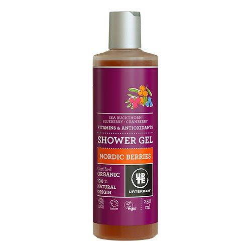 Nordic Berries Showergel Urtekram - 250 ml