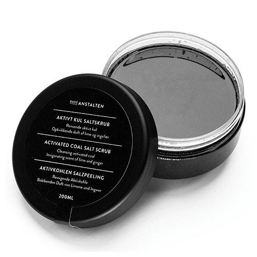 Image of   Badeanstalten Bodyscrub Aktivt Kul (200 ml)