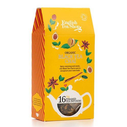 Image of English Tea Shop Black chai tea Ø